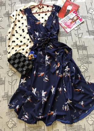 Шикарное платье с пышной юбкой,anmol, размер 16-18