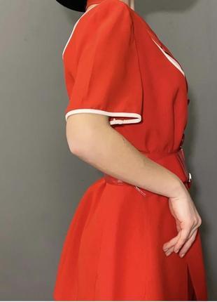 Винтажный брендовый костюм италия стиль ретро фотосессия vintage retro7 фото