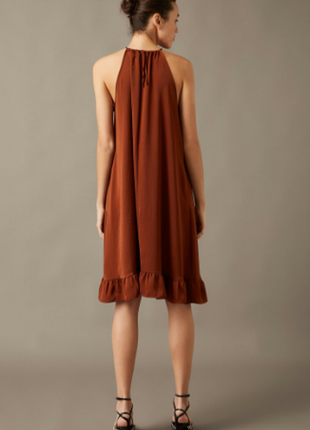 Коралл сарафан : вечернее летнее платье