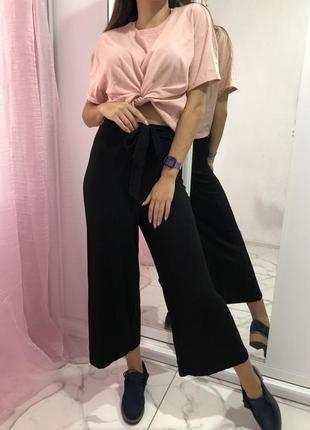 Кюлоты zara брюки штаны