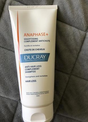 Шампуть против выпадения волос ducray anaphase +