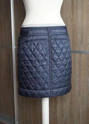 Marc cain болоневая стеганая юбка. размер №25 фото