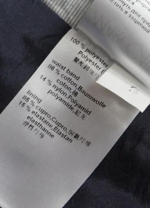 Marc cain болоневая стеганая юбка. размер №210 фото