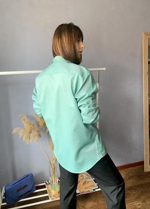 Трендовая рубашка оверсайз от next4 фото