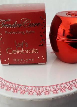 Protecting balm let's celebrate смягчающее средство с маслом граната