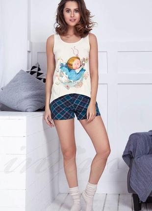 Комплект пижама anabel arto гапчинская, 42-44