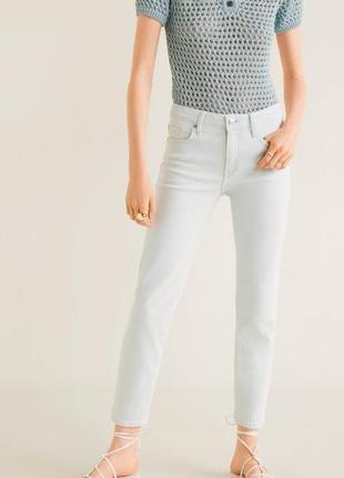 Новые легкие джинсы mangooutlet, р.36 (s-m)