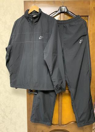 Спортивний костюм xl(56-58)nike(оригінал)