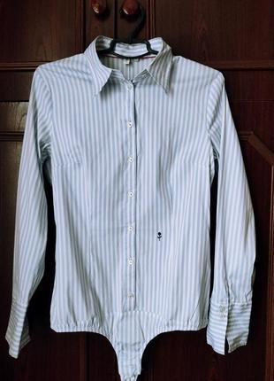 Стильна сорочка боді