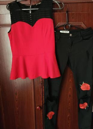 Штани + блуза
