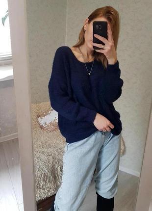 Класний ворсистий светр majolica