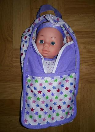 Кукла пупс из сша лялька