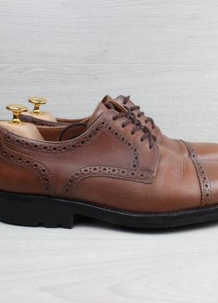 Мужские кожаные туфли lloyd, размер 42 (германия)