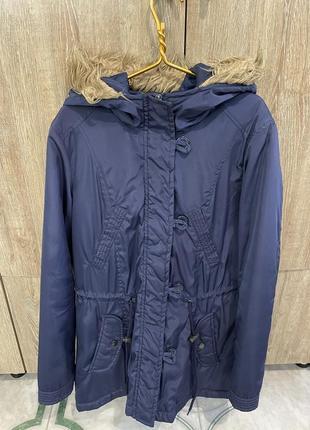 Куртка аляска/парка terranova