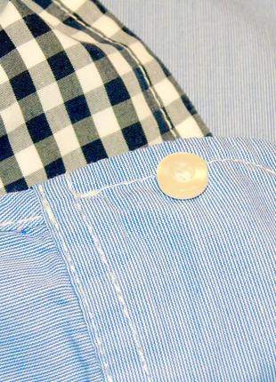 Hollister шикарная рубашка - m - s7 фото