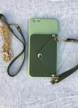 Чехол на телефон apple для iphone 6 + (plus) ; 6s+ (plus)