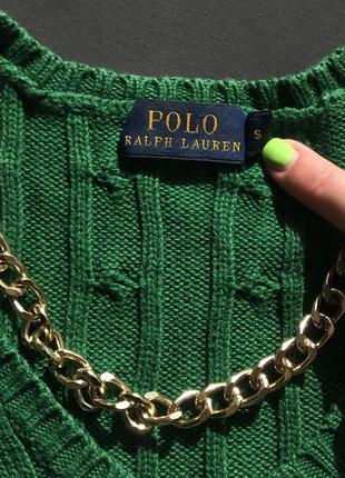 Кофта поло polo ralph lauren оригінал4 фото