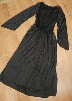Карнавальный костюм платье средневековья герцогиня4 фото
