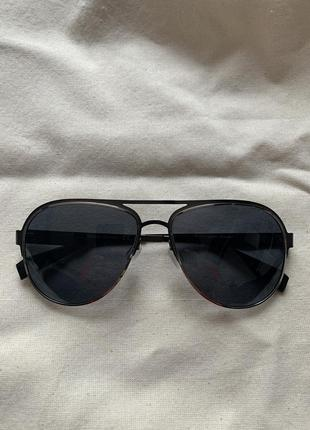 Мужские очки капли авиаторы