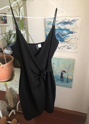 Маленькое чёрное платье h&m1 фото
