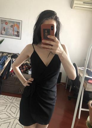 Маленькое чёрное платье h&m4 фото