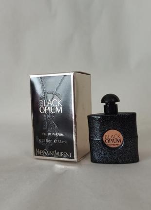 Ysl black opium 7 ml духи