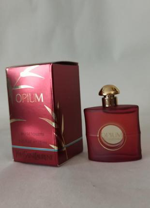 Ysl opium 7 мл духи