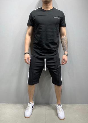 Мужской спортивный костюм 2p premium
