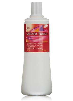 Окислитель wella color touch