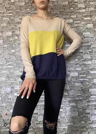 Лёгкий свитер оверсайз reserved