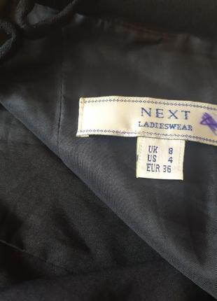 Базовое качесвтенное чёрное платье футляр миди5 фото
