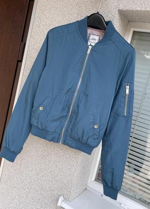 Новый бомбер курточка pimkie zara