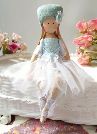 Кукла балерина ручной работы