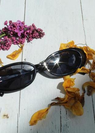 Солнечные очки, овальные очки, круглые очки, имиджевые очки