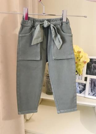 Стильні штани джинси zara2 фото