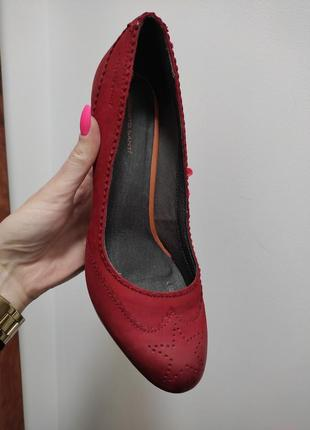 Кожаные туфли roberto santi