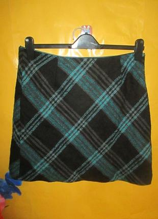 Женская теплая юбка monsoon (монсун) рр 14 пояс 44 см !!!!!!!!