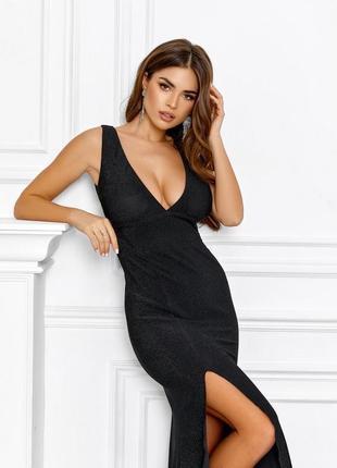 Платье в пол вечернее4 фото