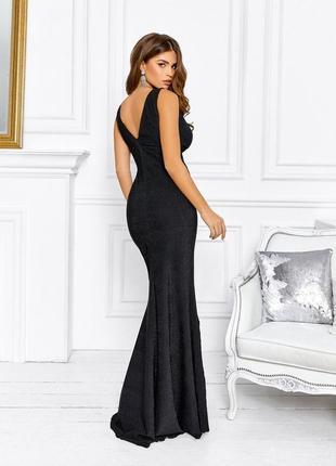 Платье в пол вечернее3 фото