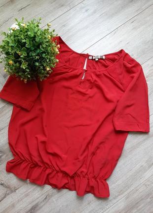 Блуза женская next.красиво,нарядно смотрится.пог 55см
