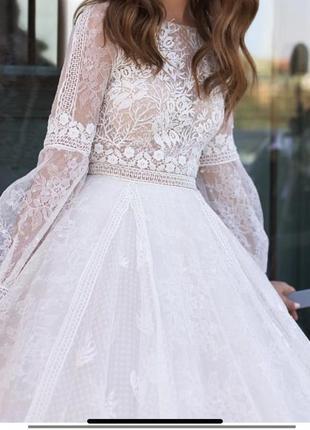 Свадебное платье frozinia