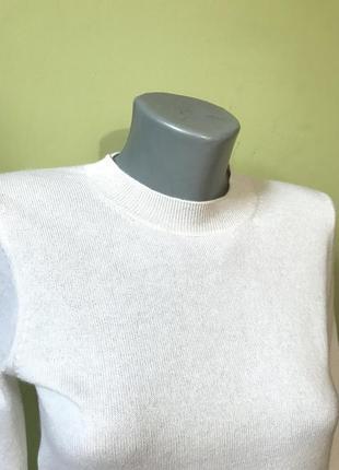 Кашемировый свитер massimo dutti6 фото