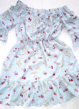 Волшебное летнее платье1 фото