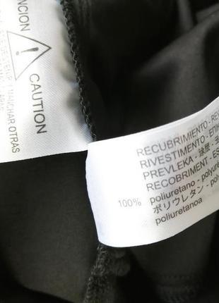 Трендовые широкие брюки палаццо трубы с ващеным покрытием9 фото