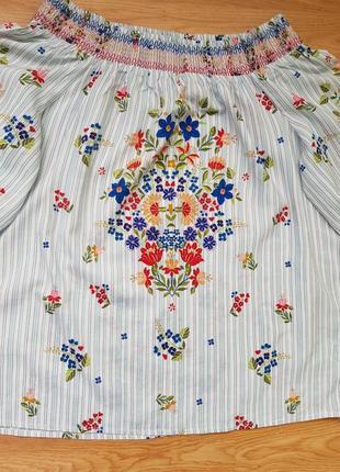 Блуза, блузка, вышыванка8 фото