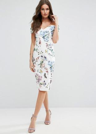 Шикарное платье по фигурке аsos