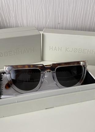 Оригинальные дизайнерские очки han kjobenhavn  новые