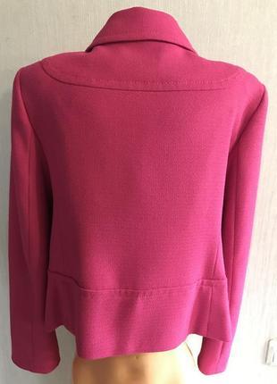 Фирменный оригинальный фактурный пиджак marks&spencer2 фото