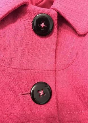 Фирменный оригинальный фактурный пиджак marks&spencer3 фото