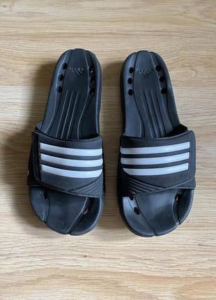 Шлёпанцы adidas p 38 ст 24 см6 фото